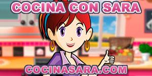 Juegos de cocina con sara online para chicas for Cocina con sara casita de jengibre